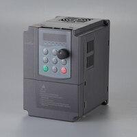 DMC600G общий VFD 0.75kw 1.5kw 2.2kw 4kw вход 380 V 3 фазы выхода 380 V преобразователь частоты привод переменной частоты