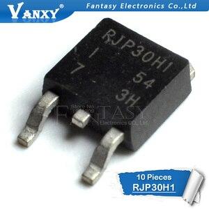 Image 2 - 10Pcs RJP30H1 TO 252 30H1 TO252 RJP30H1DPD
