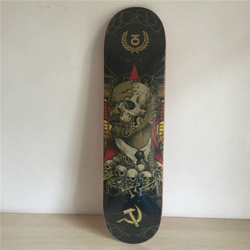 UNION skateboarding deck  (24)
