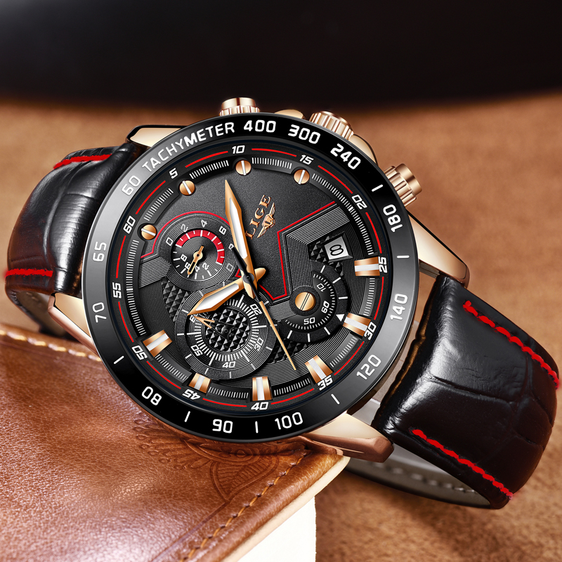 Mens Multi-Functional Sports watch 1
