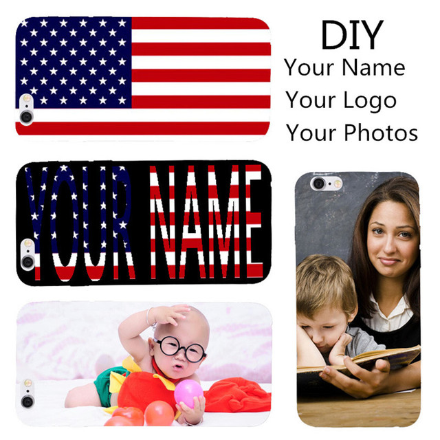 Private Custom Phone Case For Samsung Galaxy Note 5 SM-N920F N920 Cover HD PC Back Shell DIY Name LOGO Photo Inscription Letter