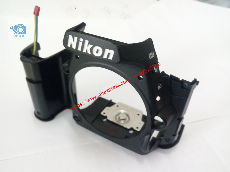 new Original Protective front shell parts With botton repair parts for Niko D750 SLR  11A5L 100% new original camera repair parts for canon eos 5d mark iii 5d3 front shell