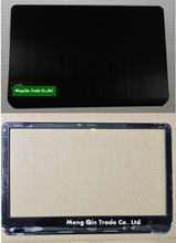 New HP For Pavilion For Envy M6 M6-1000 Series Cover Lcd Black with Silver LCD TOP COVER 690231-001 AP0R1000140 laptop new black lcd back cover for hp for envy m6 w101dx m6 w a lcd top cover 813023 001 460 0480j 0001