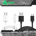 Aukey Universal 2m Micro USB Data Cable Quick Charge Cable Charging Adapter for Sony HTC Xiaomi Smartphones
