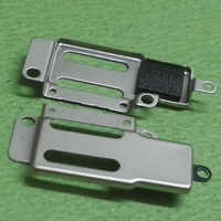 50pcs Ear Speaker Earpiece Metal Cover Bracket front small camera flex Fastening plate Holder for iPhone 6S plus 6sp 6splus