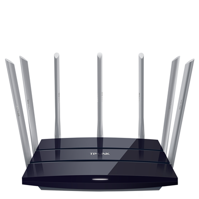 TP LINK WDR8400 Wireless Wifi Router AC2200 802.11ac 2.4GHz & 5GHz TP-Link TL-WDR8400 Expander 7*5dBi Antenna Wi-fi Repeater english firmware tp link tl wr1043nd 450mbps 802 11n g b gigabit wireless wifi router wi fi extender 3 5dbi antenna 1 usb port