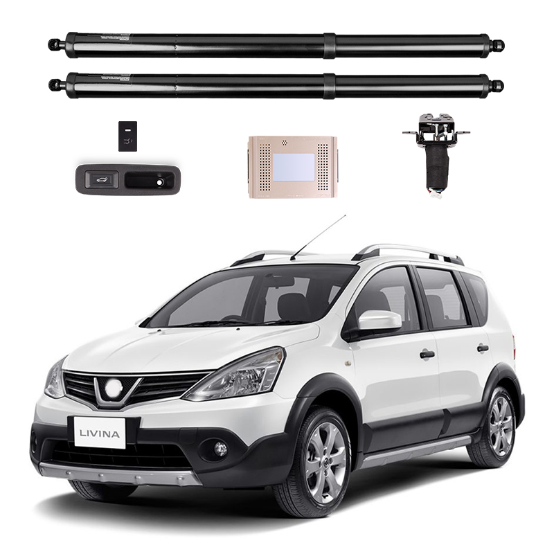 2018 New Electric Tail Gate Refitted For Nissan Livina Tail Box Intelligent Electric Tail Door