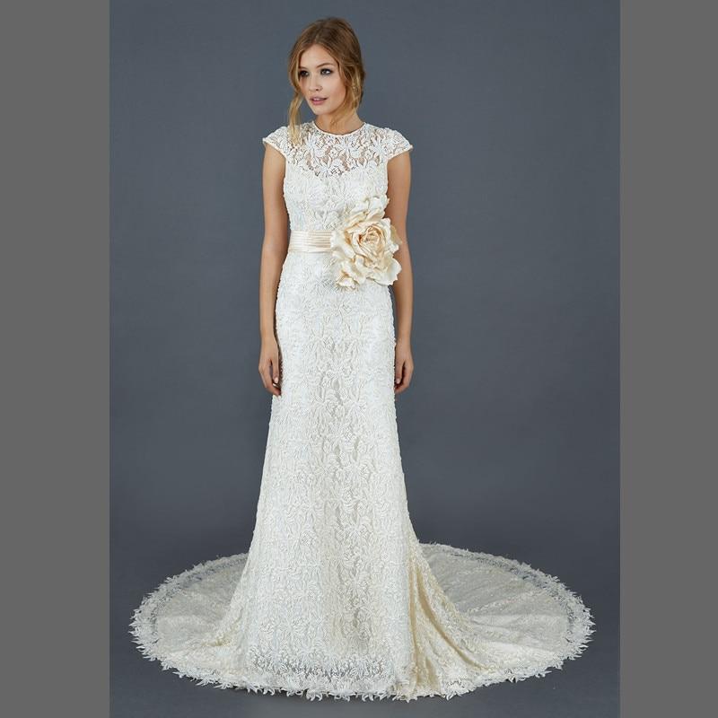 Online get cheap sophisticated wedding dress aliexpress for Wedding dresses elegant classy