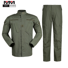 Jacket Military-Uniform Combat Tcu-Style Tactical Army Green Pants-Set Hunting-Clothes