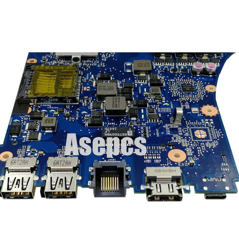 ROG GL552VW REV2.1 محمول اللوحة الأم ل ASUS GL552VW GL552VX GL552V ZX50V اللوحة I5-6300HQ GTX950M/GTX960M 2GB 40 دبوس