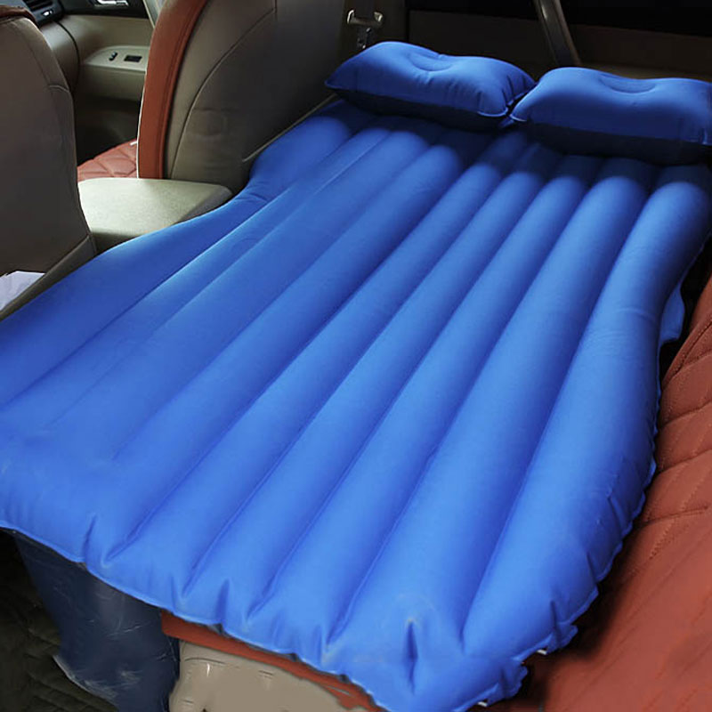 car travel bed inflatable mattress back seat sleeping sofa for <font><b>Toyota</b></font> avensis avensis t25 <font><b>t27</b></font> caldina camry 40 50 2018 celica image