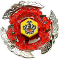 wholesale 3pcs Beyblade Metal Fusion Hell Crown 130FB Random Booster Volume 8 4D Beyblade BB116 With beyblade launchers M088