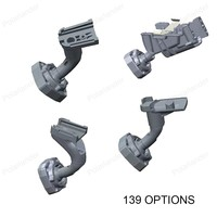 139 Kinds Mini Sunvisor Car DVR Mount Holder Sucker Suction Special Bracket For Video Recorder Mirror