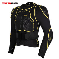 MOTOBOY Removable Sleeves Waist Protector Motorcycle Armor Body Motocross Protector CE Certification Protector