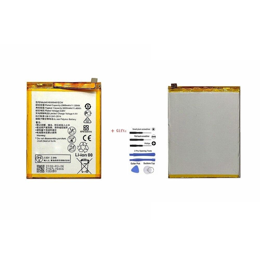 Suqy Telefon Batterie HB366481ECW Für Huawei P9 P9 Lite G9 honor 8 5C 8 lite G9 Lite EVA-AL00 VNS-DL00 P10 Lite ersetzen Bateria