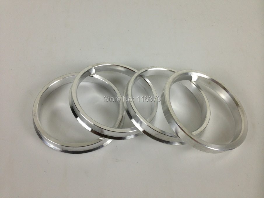 4PCS 75 to 72 56 Hub Centric Rings OD 73 1mm 74 1mm 75mm ID 72