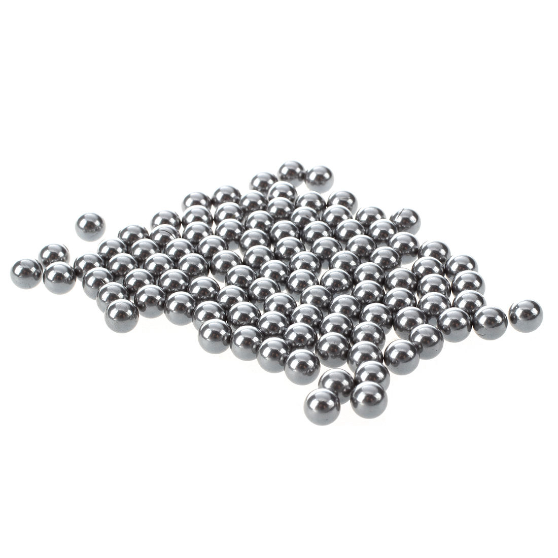Bike Wheel Bearing Steel Balls Replacement 5mm Diameter 100 Pcs