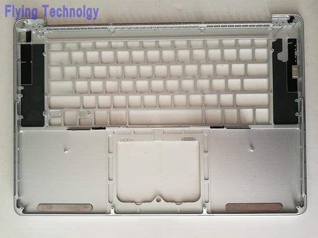 """NEW EUA Top Case Descanso de Mãos Sem Teclado Para Macbook Pro 15 """"A1398 Retina 2013 2014"""