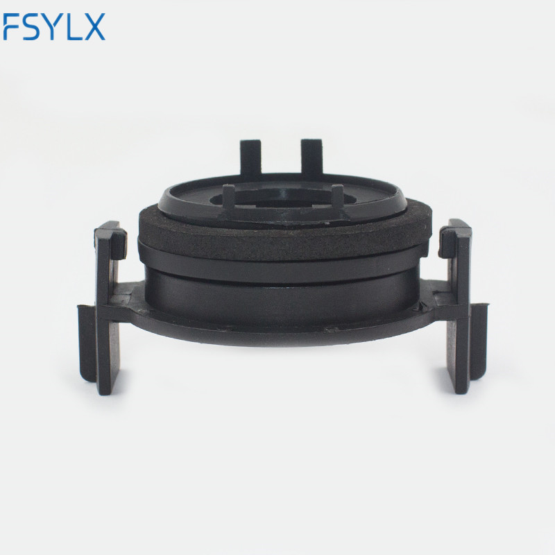 FSYLX 2 Piece H7 <font><b>led</b></font> headlight headlamp <font><b>adapter</b></font> holder base clips retainer for <font><b>bmw</b></font> <font><b>E46</b></font> 3 Series h7 <font><b>led</b></font> bulb <font><b>adapter</b></font> for <font><b>bmw</b></font> <font><b>e46</b></font> image