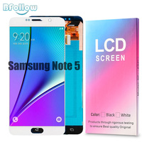BFOLLOW Original OLED for Samsung Galaxy Note 5 AAA Screen Display Digitizer Assembly LCD Replacement Fix Tools