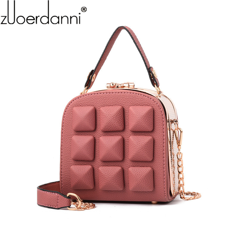 Lady Crossbody Bag luxury women bag designer luis vuiton Square metal frame women bag crossbody bag for women purses and handbag
