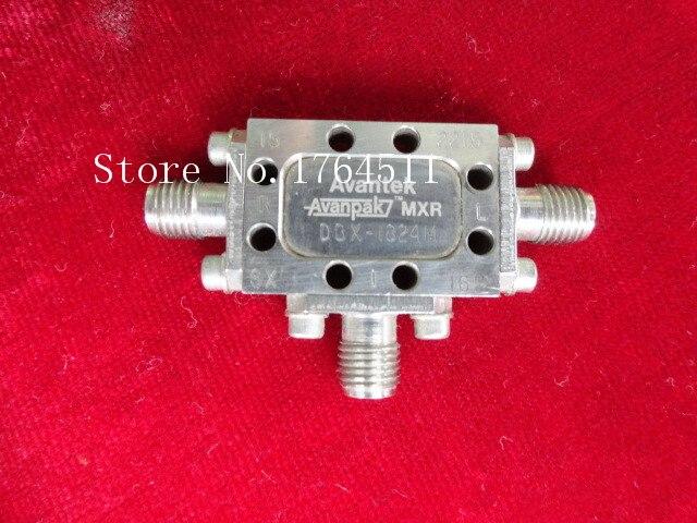 [BELLA] AVANTEK DBX-824M 2-8GHz RF RF Coaxial Double Balanced Mixer SMA