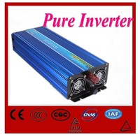 Sinus omvormer High Efficiency Off Grid Solar Inverter 2500W Pure Sine Wave Solar Inverter DC 12V/24V to AC 110V/220V