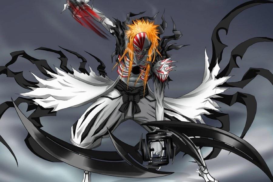 ᗜ LjഃDIY marco Bleach Japón Comics anime cartel Telas seda cartel ...