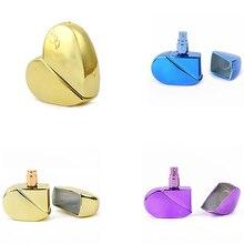 25ML Mini Heart Shape Perfume Bottle Refillable Empty Spray Pump Mini Atomizer