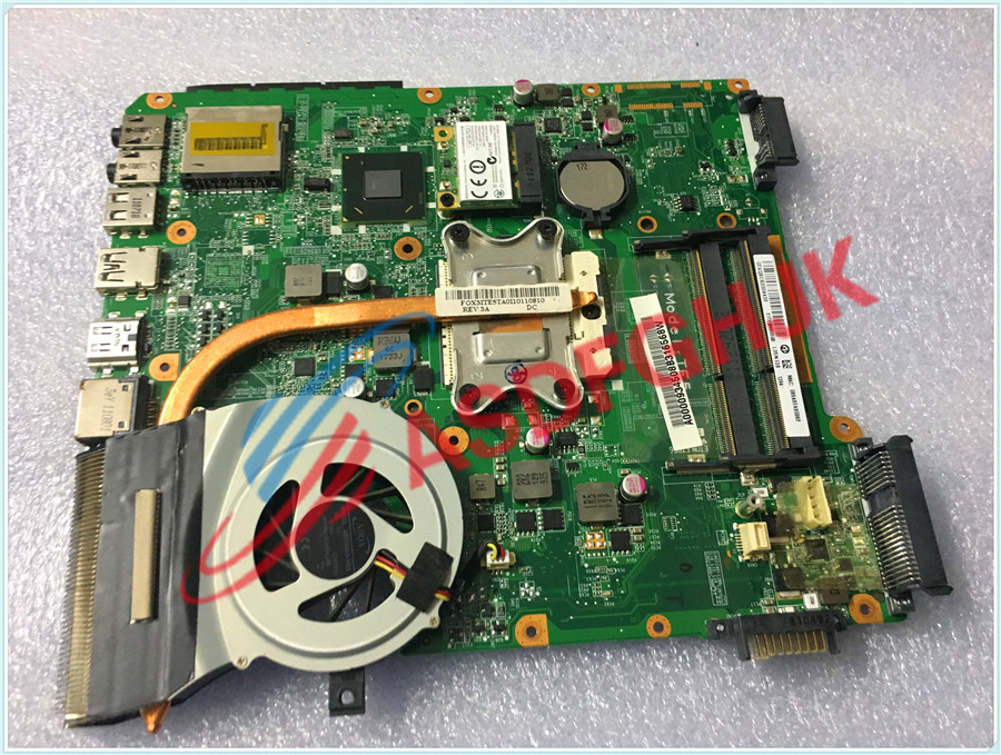 Original stock for Toshiba for Satellite L740 L745 Laptop Motherboard A000093450 HM65 DATE5MB16A0 100% Work perfectly ytai l740 a000093450 hm65 date5mb16a0 mainboard for toshiba satellite l740 l745 laptop motherboard a000093450 hm65 date5mb16a0