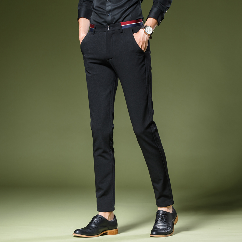 Aufrichtig 2017, Winter Und Neue Business Casual Hosen, Koreanische Hosen, K1601 Modische Muster