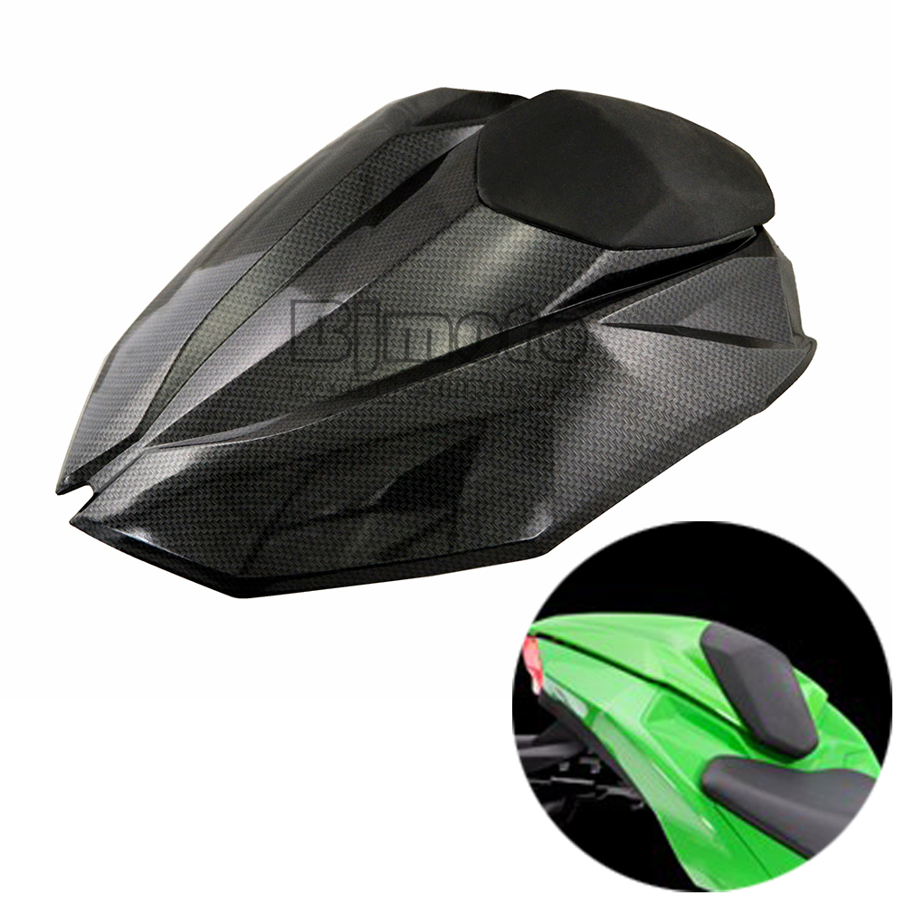 ФОТО For Kawasaki Z800 2012 2013 2014 2015 Passenger Rear Seat Cover Cowl Solo Seat Cowl Rear Fairing Set