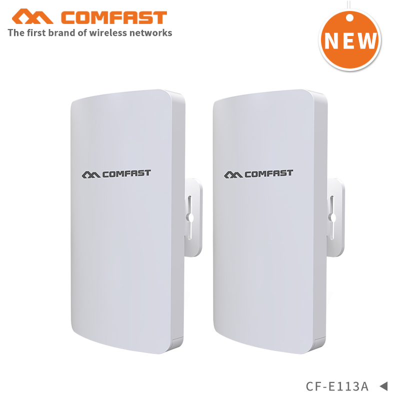 2pc 3KM One Click Pairing 5G high power Outdoor CPE Bridge 300Mbps WiFi Repeater Access point amplifier Wifi Antenna Nanostation2pc 3KM One Click Pairing 5G high power Outdoor CPE Bridge 300Mbps WiFi Repeater Access point amplifier Wifi Antenna Nanostation