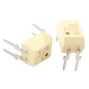"""Image 5 - 500 pcs TLP521 1GB TLP521 1 TLP521 P521 מח""""ש 4 מצמד אופטי טרנזיסטור פלט שבב"""