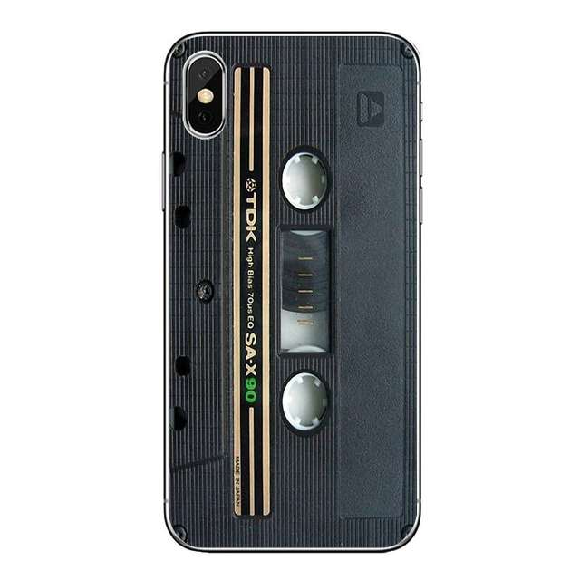 Custodia stereo old style per iPhone 4/4s