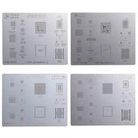 3D Planting Tin Network Mesh IC Chip BGA Reballing Solder Template Stencil Tin Plate Reapir Tool A8 A9 A10 Stencil Tin Plate