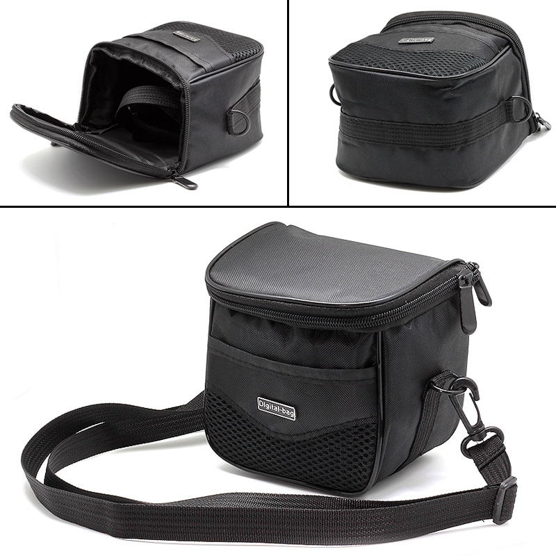 Digital Camera Bag Case for Samsung NX300M NX3300 NX3000 NX2000 NX1000 NX500 NX100 WB110 WB5500 HZ50W NX5 GC110 GC200 WB2100