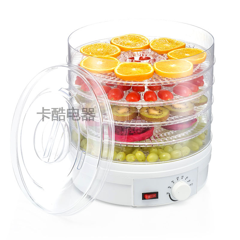 5 Layer Home Use Fruit Food Dryer Plastic Food Fruit Vegetable Pet Meat Air Dryer Electric Dehydrator Cheap Price Drying Machine shanghai kuaiqin kq 5 multifunctional shoes dryer w deodorization sterilization drying warmth