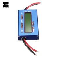 Hot Sale High Quality RC Boat Heli Watt Meter Digital LCD Display DC 60V 100A Battery