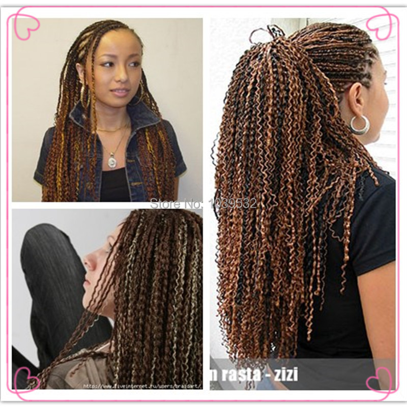 Synthetic Hair Extension Zizi BraidsMicro Zizi Hair Use