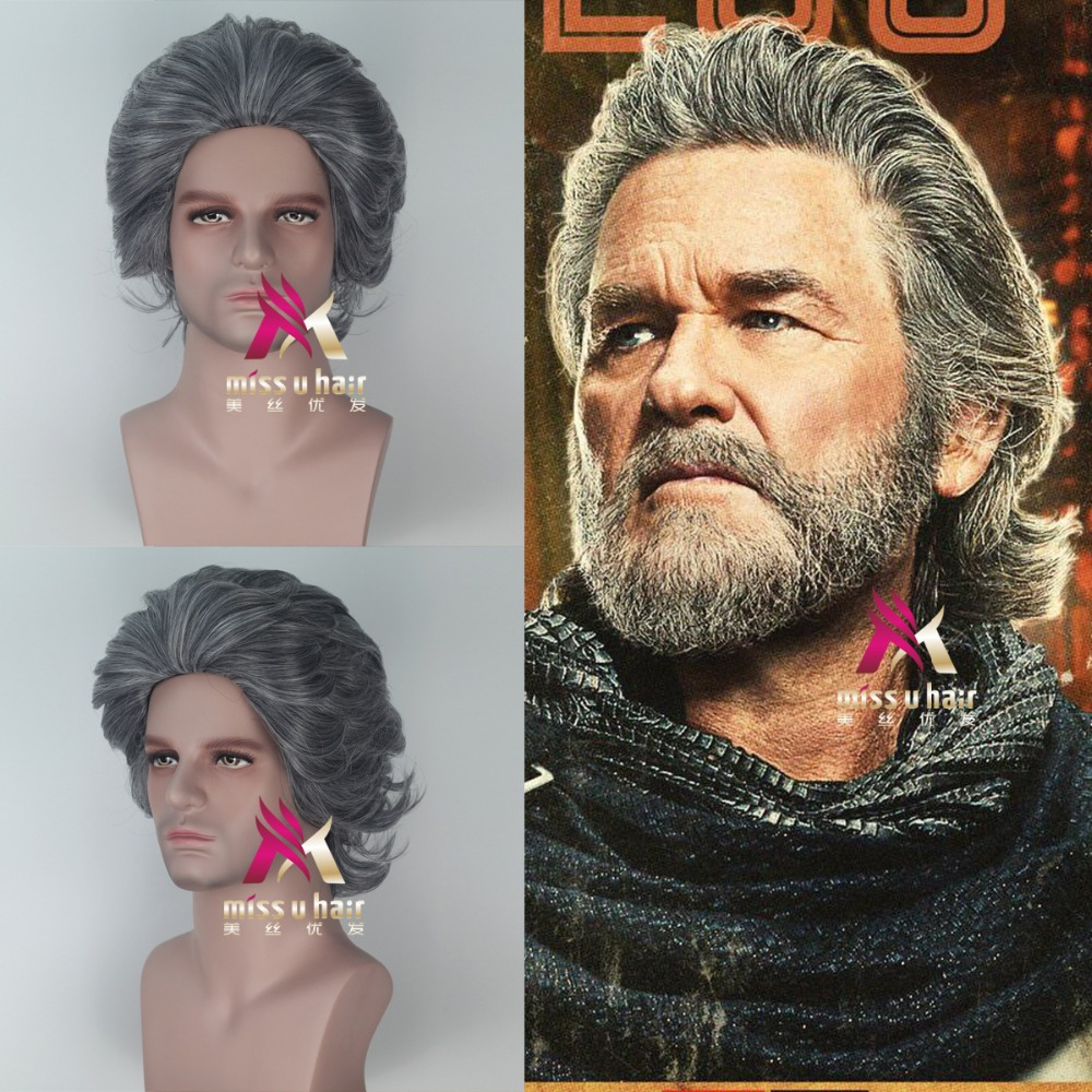 New Ego Cosplay Wigs 2019 Guardians of the Galaxy Vol. 2 The Living Planet Cosplay Synthetic Hair for Adult