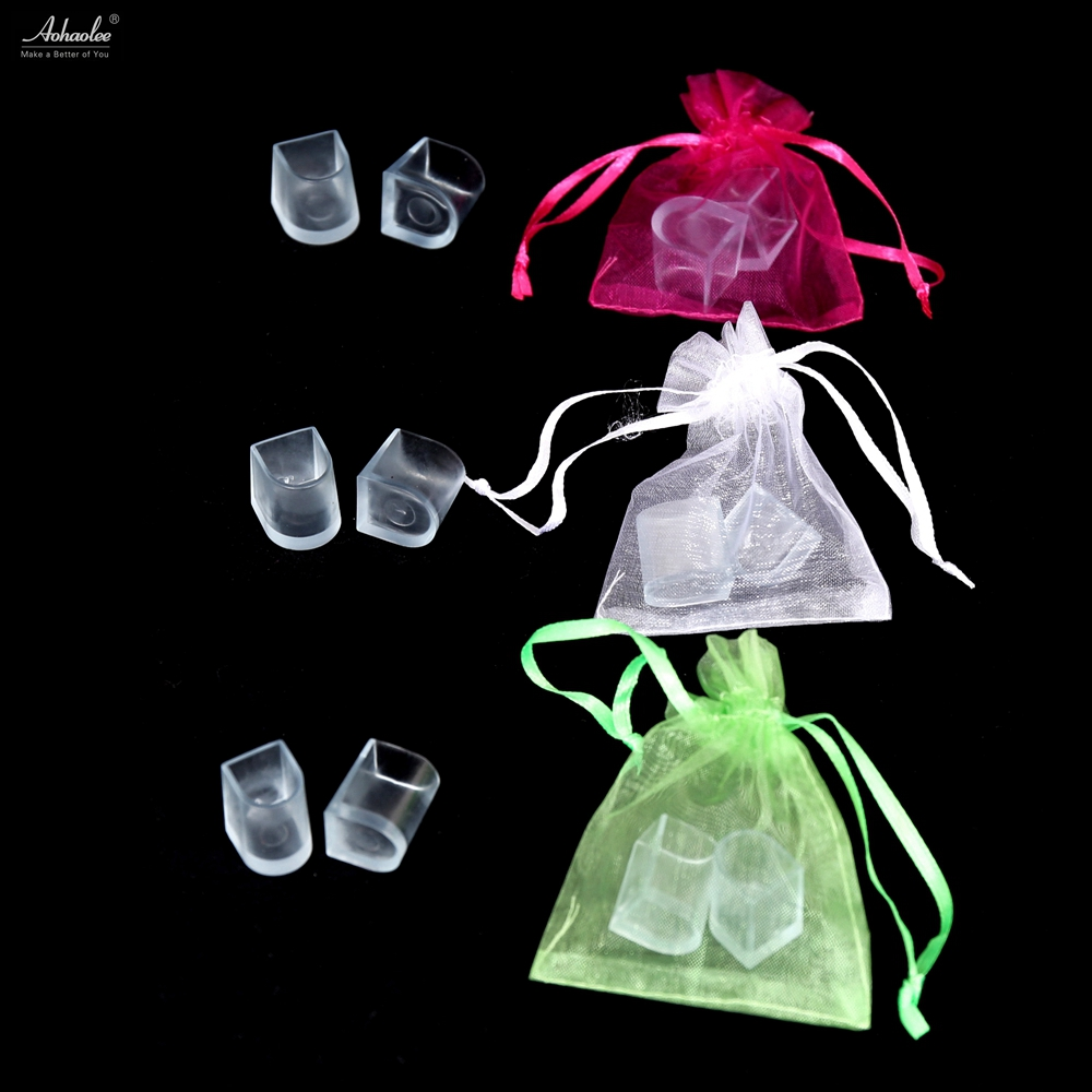 Aohaolee 15 Pairs / Lot Heel Stopper High Heeler No Sinking Shoe Cap Heel Protectors For Bridal Wedding Party And Outdoor Events aohaolee 5 pairs lot women shoes ballet flats portable fold up shoe ballerina flat shoe roll up prom bridal wedding party shoes