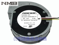 NMB BL4447 04W B49 11028 12V 2A 11CM Excellent Centrifugal Fan Blower Cooling Fan