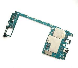 Image 3 - Sbloccato Ymitn Mobile Pannello Elettronico Mainboard della Scheda Madre Circuiti Cavo Della Flessione Per Sony Xperia C5 Ultra E5506 E5553 E5533 E556