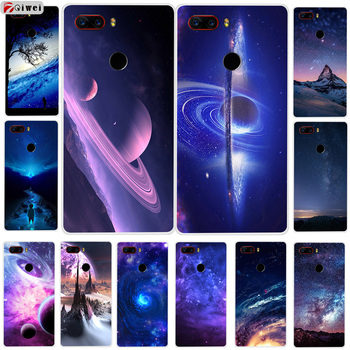 For ZTE Z17 Lite Case Cover Star Soft Silicone Back Case For