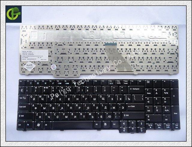 Russian Keyboard for Acer Aspire 7000 7100 8530 8530G 8730 8730G 8735G 9300 9400 9410 9420 7710 6930G RU Black laptop keyboard