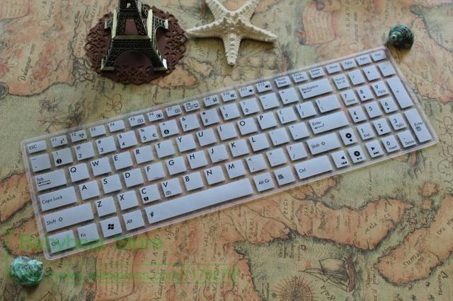 15.6 17.3 cal silikonowa klawiatura do laptopa Prorector skóry pokrywa dla asus rog Strix GL502 S7 S7VT GL702 S5 S5VT S5VT6700 i7 gry