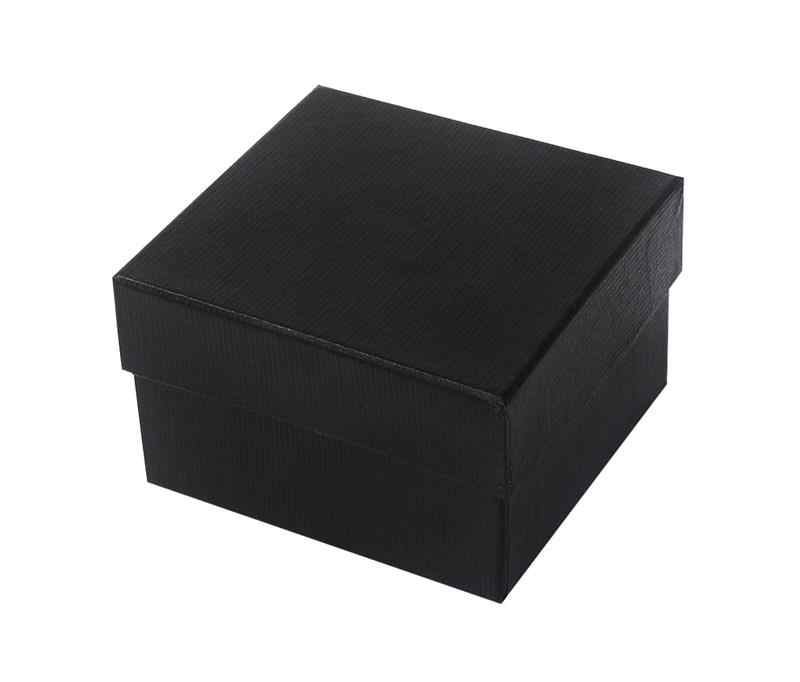 New Watch Gift Box Simple Practical Paper Gift Box Small Watch Box With Insert Pad Gift Box To Friend