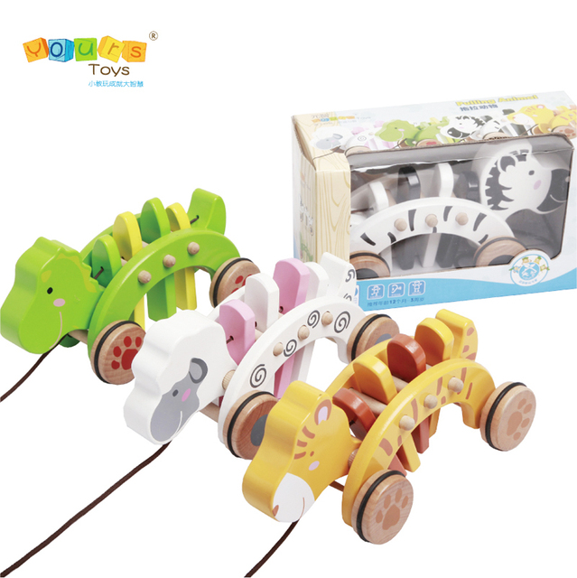 Yours toddler series child animal car toy car