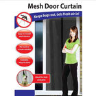 Magic Curtain Door Mesh Magnetic Hands Free Fly Mosquito Bug Insect Screen Hot-S127